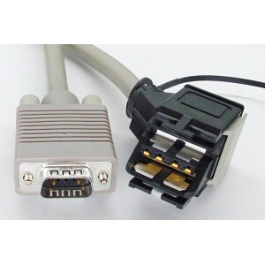 Token Ring Ibm Mau Style To Pc 9d Adaptor 2 5 Metres